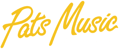 Pat's Music Logo